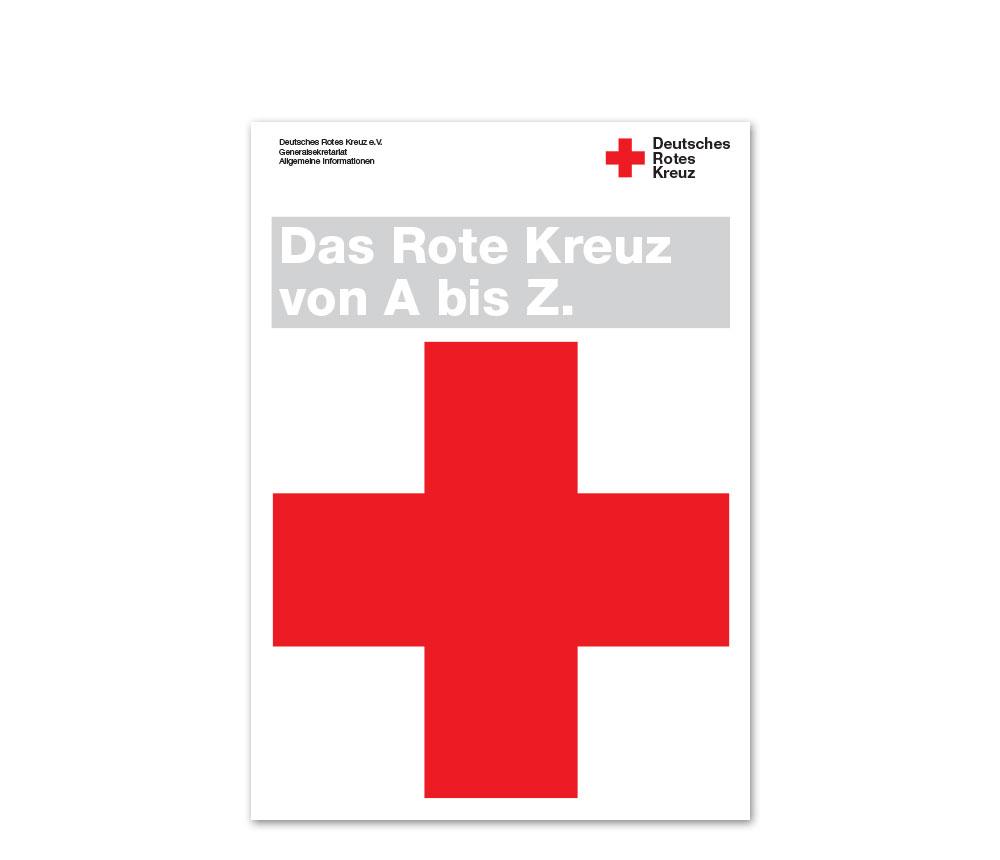 Zeichenverkehr | Deutsches Rotes Kreuz Corporate Design | {Rotes kreuz symbol 87}